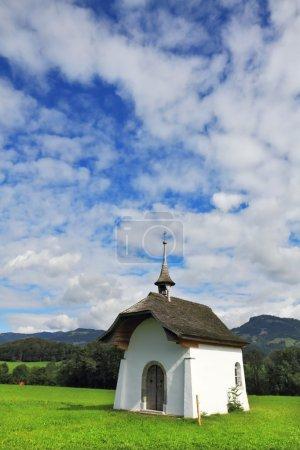 The little chapel.
