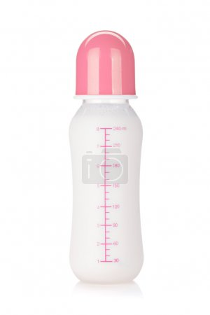 Baby bottle for girl