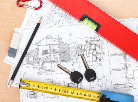 Construction projects and tools