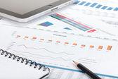 Financial communications, informatique et fournitures de bureau