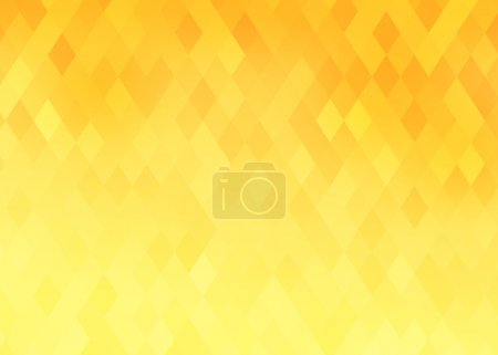 Photo for Abstract gradient rhombus colorful pattern background - Royalty Free Image
