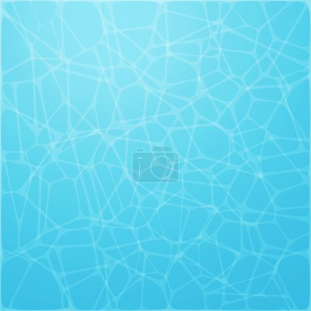 Illustration for Water texture pattern background - Royalty Free Image