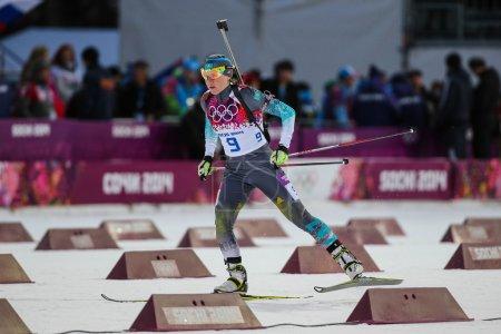 Biathlon Womens 75 km Sprint