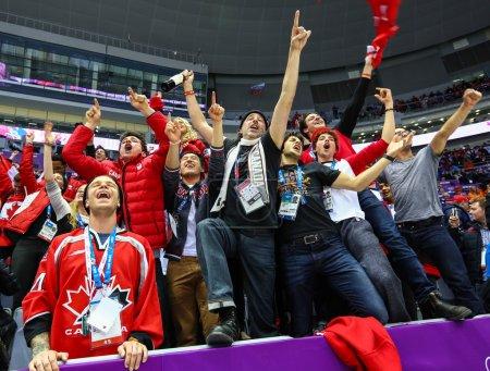 Ice hockey. Women's Gold Medal Game