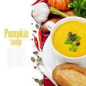 soupe de potiron traditionnelle
