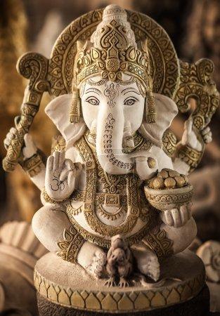 Photo pour Dieu hindou - image libre de droit