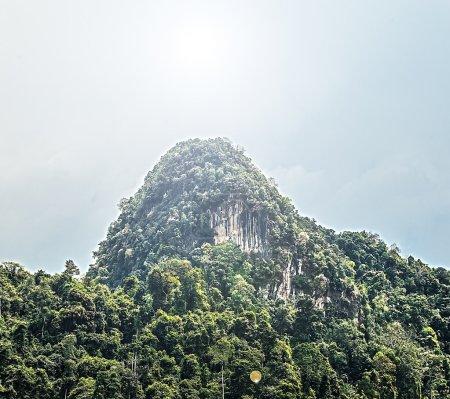 Rocks in Islands in Southeast Asia