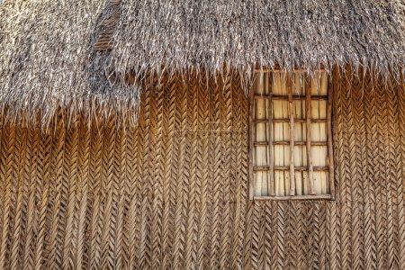 Wooden house in Thailand