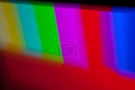 Test TV signal - SMPTE color bars