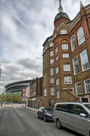 Лондон 30 сентября современная структура