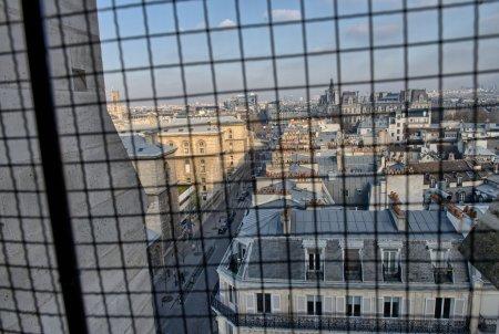 Paris. Notre Dame Cathedral interior