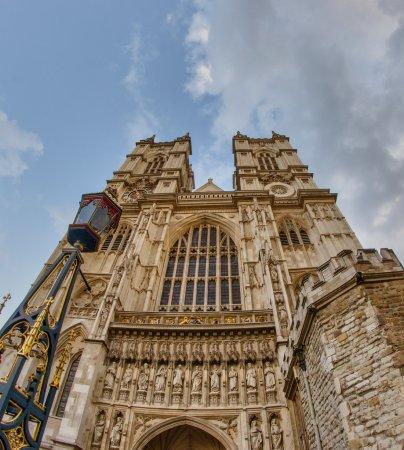 Photo pour Westminster abbey - london - Royaume-Uni - image libre de droit