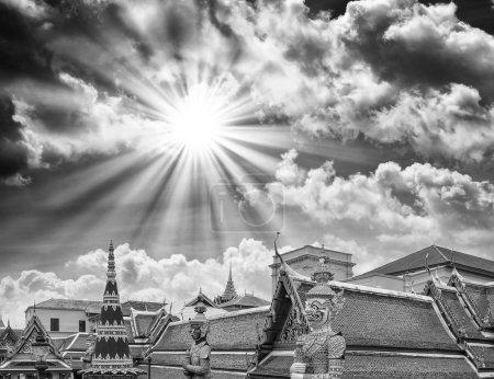 """Photo pour Temple célèbre Bangkok - """"Wat Pho"""", Thaïlande . - image libre de droit"""