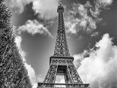 Paříž, la tour eiffel