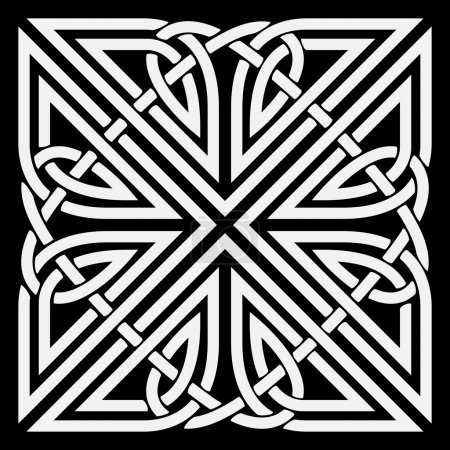 Vector celtic ornament