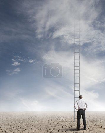 Hard way to success
