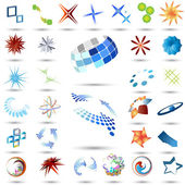 Abstract symbol set