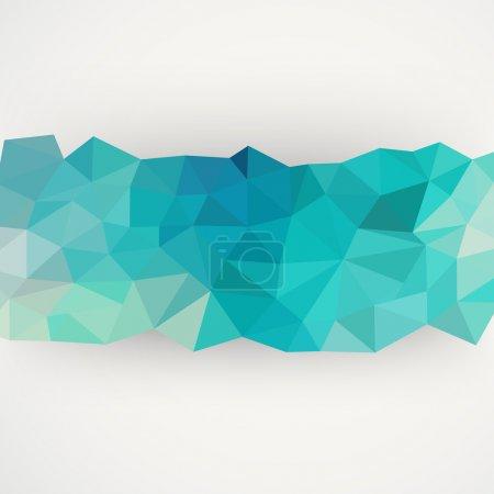 Fondo de patrón de triángulo, fondo de triángulo, ilustración w