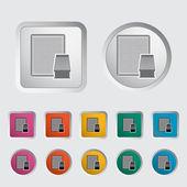 Automotive filter icon