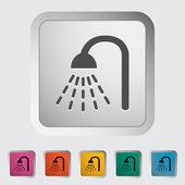 "Постер, картина, фотообои ""Shower icon"""