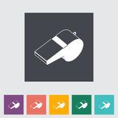Icon sports whistle
