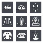 Icons for Web Design set 10