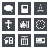 Icons for Web Design set 15