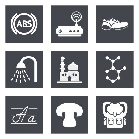 Icons for Web Design set 11