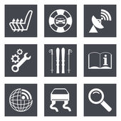 Icons for Web Design set 39