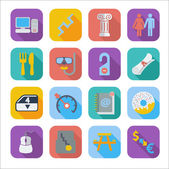 Color flat icons 5