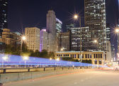 Downtown of Chicago