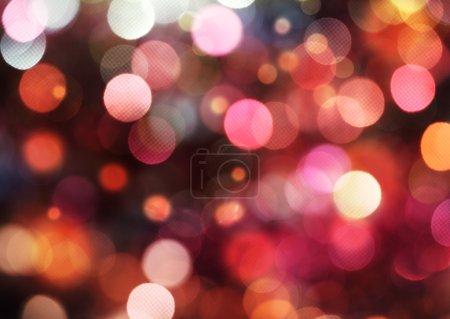 Abstrakter weihnachtlicher Hintergrund