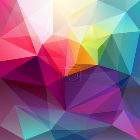 Illustration for Abstract colors background - Royalty Free Image