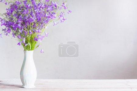 Photo pour Bouquet sur fond blanc - image libre de droit