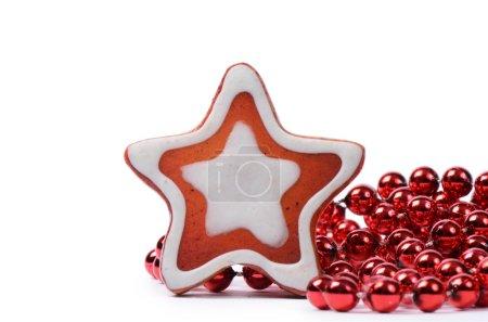 The christmas tree ornaments