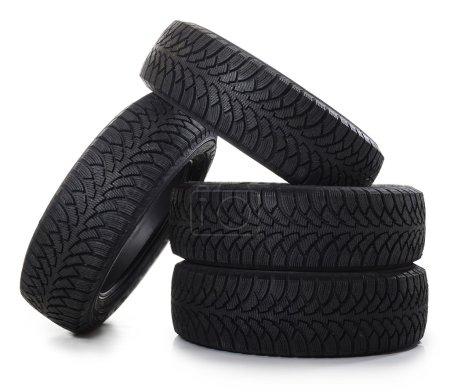 The automobile tire