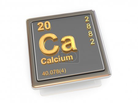 Calcium. Chemical element.