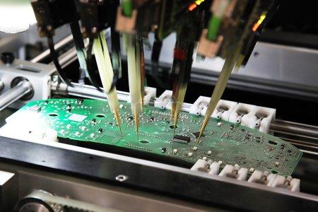 Contrôle des circuits imprimés