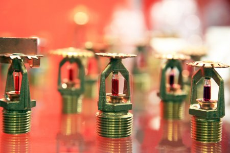 Special Equipment for Automatic Fire - Sprinklers...
