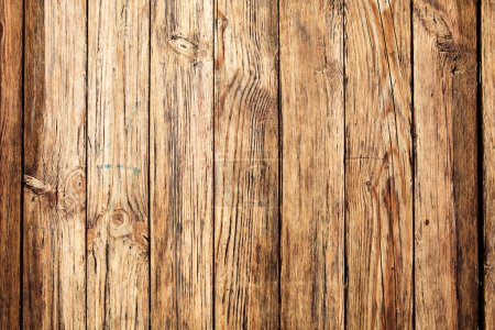 Photo for Wooden boards background - Royalty Free Image