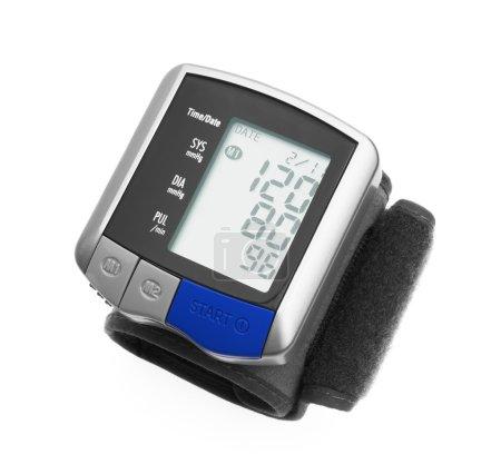 Digital blood pressure tonometer