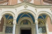 Santa Eufemia church at Milano, Italy
