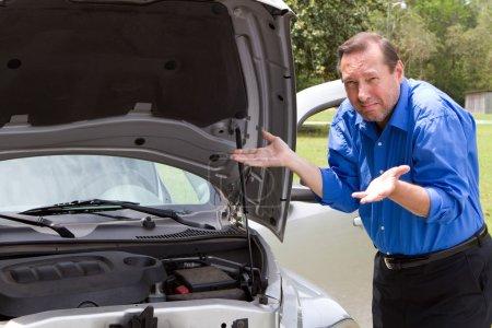 Repair Broken Car