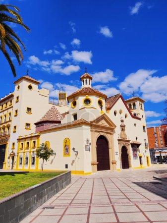 Church in Malaga, Spain