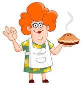 Nő pite