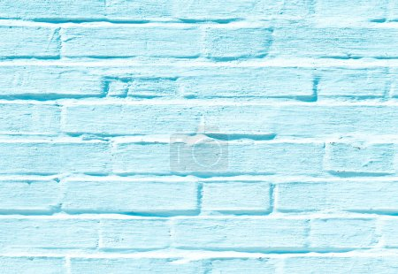 Photo for White brick wall texture - Royalty Free Image
