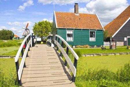 Campo en Holanda