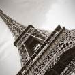 The Eiffel Tower, Paris...