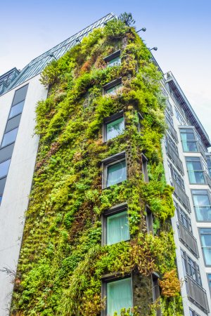 Photo for Ecologic building in London - Royalty Free Image