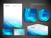 Profesionální firemní identity kit nebo obchodní kit pro váš autobus